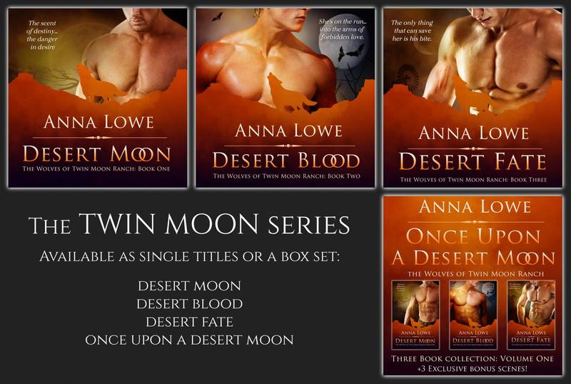 Twin Moon Ranch audio book cover images
